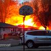 Fire destroys home Sat, benefit fund Gate City