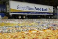 Great Plains Food Bank in Valley City, Sept 20
