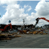 Old John Deere building razed Thursday