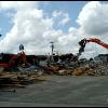 Old John Deere building razed Thursday