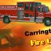 Scrap yard fire Tues evening, Carrington area