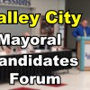 VC mayoral candidates forum Aug 25