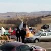 Pipeline protesters vs. authorities