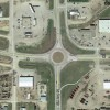 Carrington Roundabout open