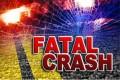 3 killed in fiery crash near Minot, Monday