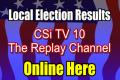Local Election Returns Online & CSi TV 10