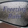Freezing rain late Wednesday, slippery roads