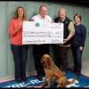 Foundation donates to JFD toward training expenses