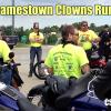 Jamestown Clowns Motorcycle Run – pixs