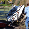 Pixs & Video: concrete truck pulled from river