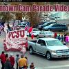VCSU Homecoming parade videos