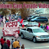 VCSU Homecoming parade videos