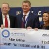 Gehlhar receives $25K Milken Educator Award