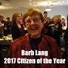 """Barb Lang: Chamber """"Citizen of the Year"""""""