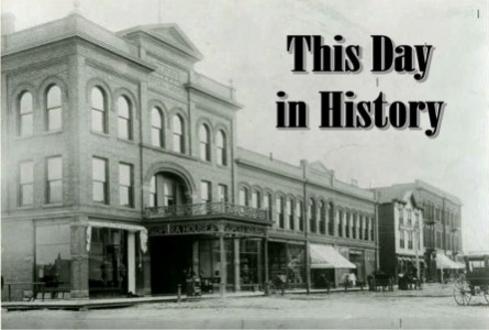 This Day in History – January 25, 1921