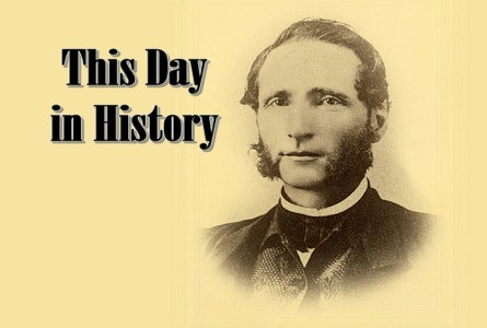 This Day in History – January 24, 1874