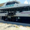 VC family treated, Mexico ferry boat explosion
