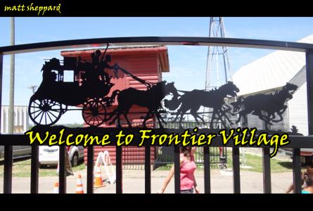 Frontier Village, Future Plans, Community Support