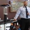 Public meets R.O.S.I.E the JRMC robot