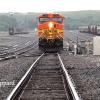 Man kill when he was struck by train in Fargo