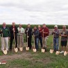 Ground Breaking Business Park Thurs July 26