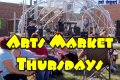 Downtown Arts Market Thurs Aug 22