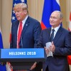 President Trump,Putin summit ends