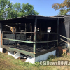 Fire in Carrington mobile home park July 29