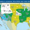 Milder winter upcoming?