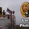 Procession, Larry Phillips to Fargo final resting place