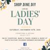 Ladies Day, Valley City, Nov 10