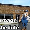 Valley City Garbage changes Week of Feb 18