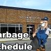 Valley City Garbage changes Week of Feb 18
