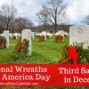 CAP to distribute Wreaths Across America event
