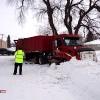 Semi SUV crash Monday Morning in SE Jmst