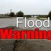 Flood Warning, Pipestem Creek, minor flooding