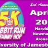 5K Rabbit Run & 3K Bunny Hop April 20