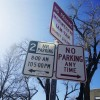 Chalking tires for parking violations unconstitutional