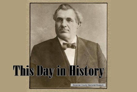 This Day in History – July 22, 1897