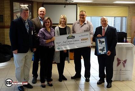 Cavendish donates $250,000 to Anne Carlsen