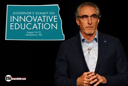 Governor's Education Summit held in Jamestown