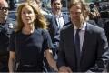 Actress Felicity Huffman Sentenced to 14 days