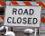 Street closures, during water main project