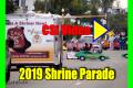 El Zagal Shrine Parade – photos & video