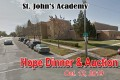 HOPE Dinner & Auction Oct 12 Sold out