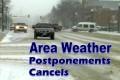 Cancels & Postponements for Sun Jan 19