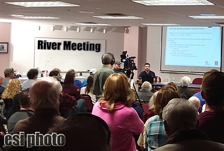 Residents hear about what to expect with water releases