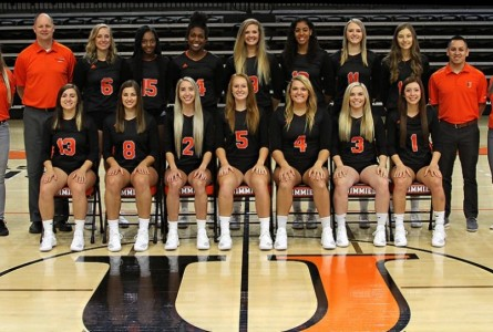 Community invited, UJ Volleyball Welcome Home