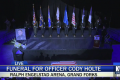 Officer Holte funeral Online here