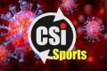 Sports News related to coronavirus pandemic